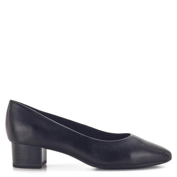Kis sarkú alkalmi cipő AntiShokk sarokkal, Tamaris - 1-22300-24 001 3