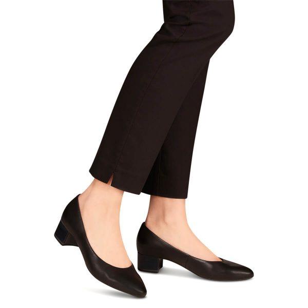 Kis sarkú alkalmi cipő AntiShokk sarokkal, Tamaris - 1-22300-24 001 5