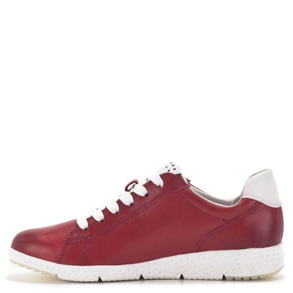 Marco Tozzi fűzős sportcipő piros színben - Marco Tozzi 2-23766-24 531 4