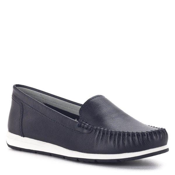 Marco Tozzi mokaszin cipő sötétkék színben - Marco Tozzi 2-24600-34 805 2