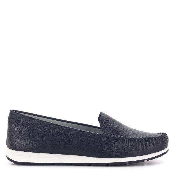 Marco Tozzi mokaszin cipő sötétkék színben - Marco Tozzi 2-24600-34 805 3