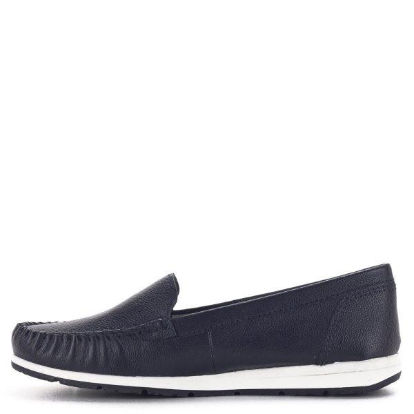 Marco Tozzi mokaszin cipő sötétkék színben - Marco Tozzi 2-24600-34 805 4