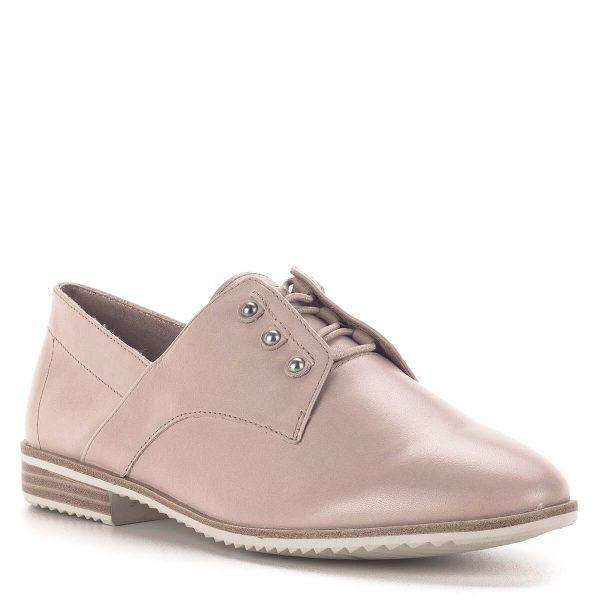 Púder színű Tamaris belebújós cipő, Touch It - Tamaris 1-23201-24 521 2