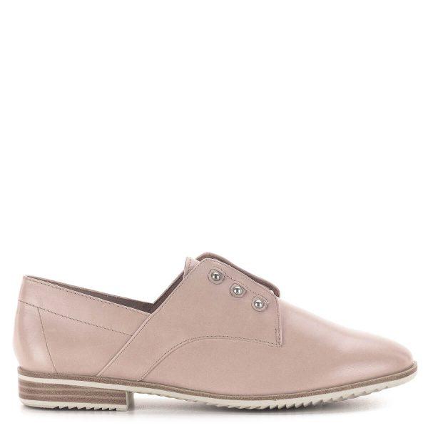 Púder színű Tamaris belebújós cipő, Touch It - Tamaris 1-23201-24 521 3