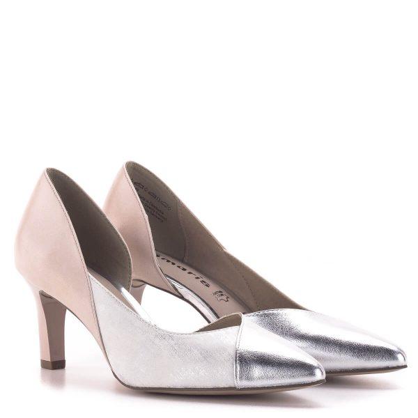 Tamaris női cipő, belső oldalán nyitott - Tamaris 1-22442-24 645 1