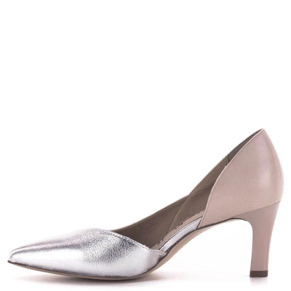Tamaris női cipő, belső oldalán nyitott - Tamaris 1-22442-24 645 4
