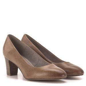 Barna Tamaris magassarkú cipő - Tamaris 1-22435-24 325 1