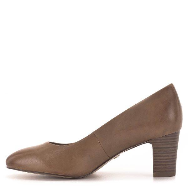 Barna Tamaris magassarkú cipő - Tamaris 1-22435-24 325 4