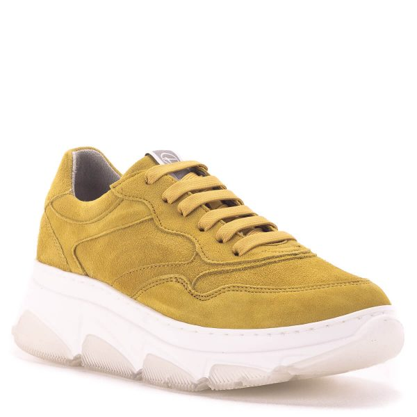 Sárga Tamaris sneakers vastag gumi talppal - Tamaris 1-23772-24 602 2