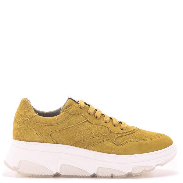 Sárga Tamaris sneakers vastag gumi talppal - Tamaris 1-23772-24 602 3