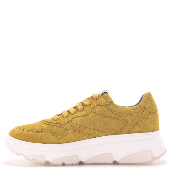 Sárga Tamaris sneakers vastag gumi talppal - Tamaris 1-23772-24 602 4