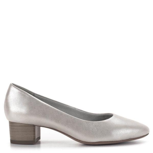 Alacsony sarkú Tamaris női cipő ezüst színben - Tamaris 1-22300-24 941