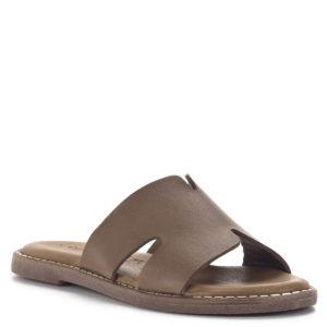 Lapos barna Tamaris papucs puha béléssel - Tamaris 1-27135-24 305