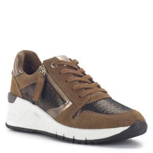 Barna-bronz színű Tamaris sportcipő - Tamaris 1-23702-25 331