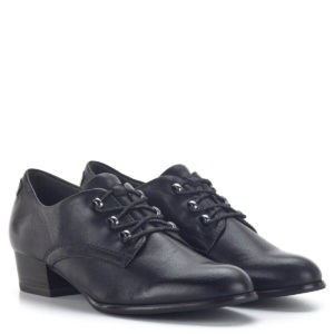 Kis sarkú Tamaris zárt női cipő, ANTIShokk - Tamaris 1-23301-25 001